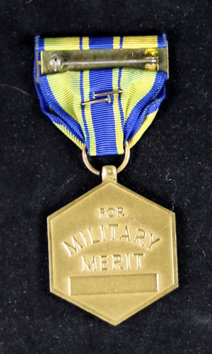 USA Air Force Commendation Medal with Oak Leaf cluster