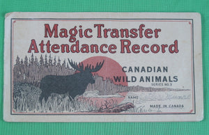 United Church - Magic Transfer Attendance Record