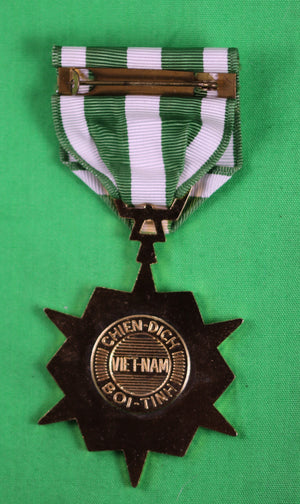 Vietnam Campaign Medal with '1960-' bar