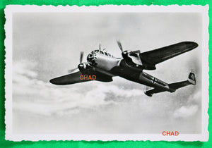 WW2 Propaganda photo German Dornier Do 215 in flight