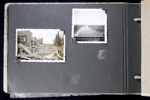 WW2 photo album of a German soldier  Guerre 39-45 album de photo