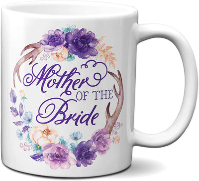 Mother of the Bride Coffee Mug Tea Cup