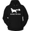 Funny Dog Lover T-Shirt - Blame The Dog Hoodie