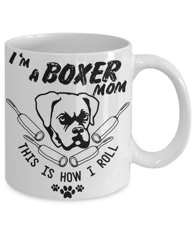 gift idea for a boxer mom