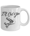mug for barber or hairdresser