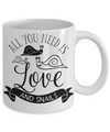 Snail lover gift idea