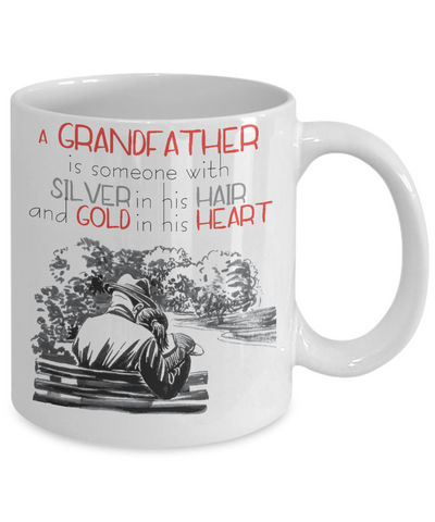 gifts for grandfathers from granddaughters