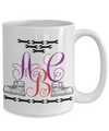 Handyman Personalized Monogrammed Coffee Mug | Tea Cup | Gift Idea