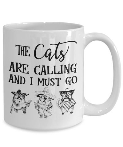cat lover mugs