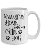 cattle dog lover gift idea