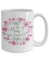 Only The Best Moms Are Promoted To Nana Coffee Mug Tea Cup