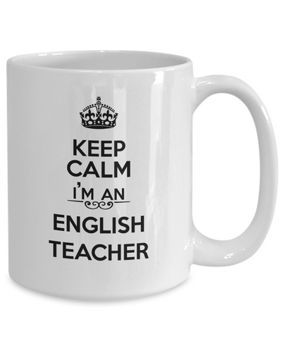 english teacher gift idea