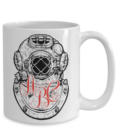 deep sea diver gifts