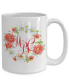 Personalized Monogram Coffee Mug | Tea Cup | Great Gift Idea for any Occasion
