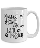 bull terrier lover gift idea