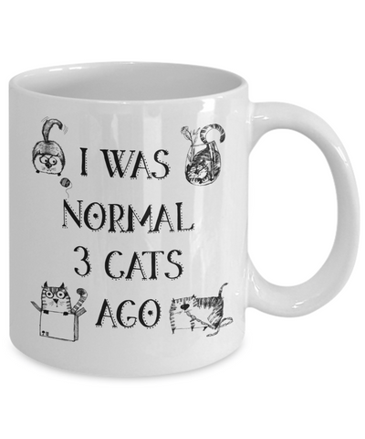 Funny Cat Lover Coffee Mug