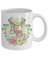 New Mom Coffee Mug