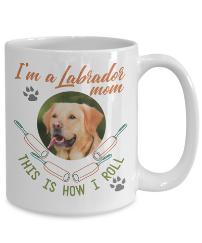 labrador lover coffee mug