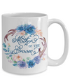 Mother Of The Groom Coffee Mug 15oz