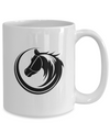 Horse Lover Coffee Mug Tea Cup Personalized Custom