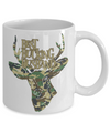 Best Bucking Husband Funny Coffee Mug Tea Cup Deer Hunter Gifts