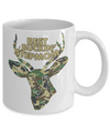 Best Buckin' Stepmom Funny Coffee Mug Tea Cup Deer Hunter Gifts