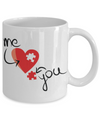 Me - You Love Tea Cup