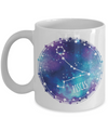 PIsces Zodiac Sign Coffee Mug