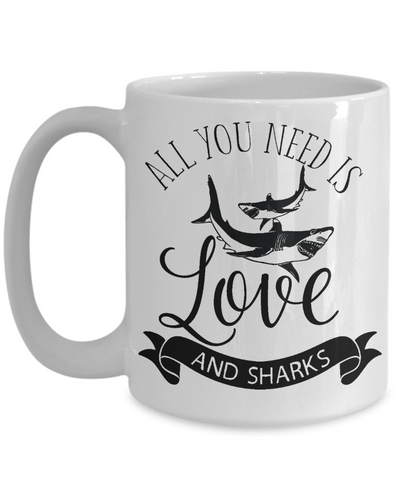 gift idea for shark lovers
