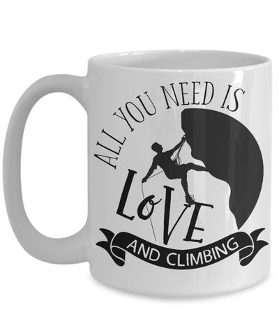 climbing lovers gifts