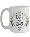 Future Mrs. Smith Customizable Coffee Mug