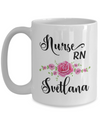 Custom Nurse Name Coffee Mug