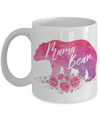 Mama Bear Coffee Mug | New Parent Gift Idea | Tea Cup | Hot Chocolate Mug