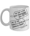 Proverbs 17:09 Coffee Mug 11oz