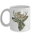 Best Bucking Boyfriend Funny Coffee Mug Tea Cup Deer Hunter Gift Idea