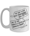 Proverbs 17:09 Coffee Mug 15oz