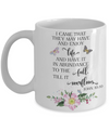 John 10:10 Bible Verse Coffee Mug