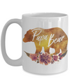 Papa Bear Coffee Mug | Great Gift for a New Father | Tea Cup | Hot Chocolate