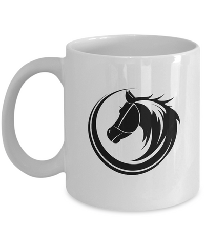 Horse Lover Coffee Mug Tea Cup