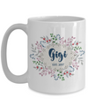 Grandmother nickname custom mug