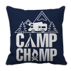 Camp Champ | Camping Lover Pillow Case