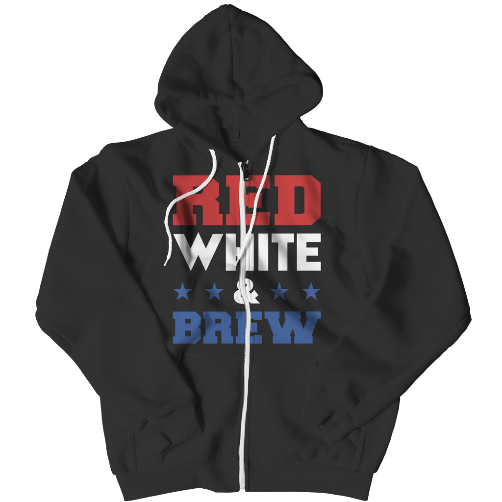 Limited Edition - Red White and Brew