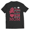 Funny 'All Women Are Created Equal But The Finest Become A Mom' Tee/Hoodie