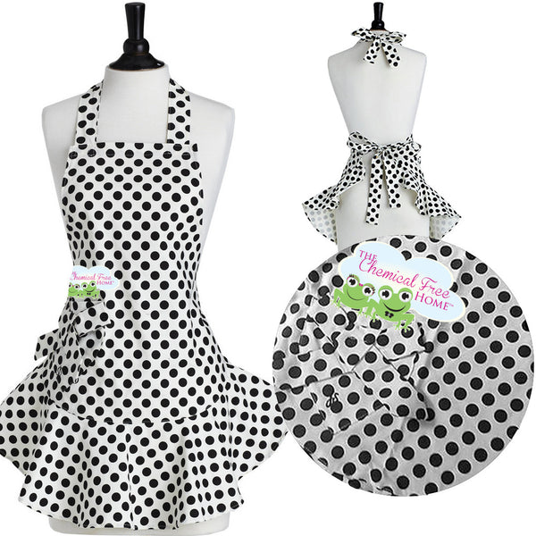 The Chemical Free Home Apron