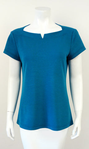 GABLE Notched Tee