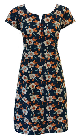 MAMIE Cotton Dress