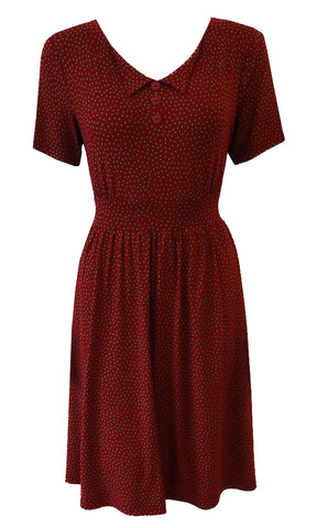 EUGENIE Collar Dress