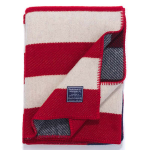 1776 Flag Wool Throw - Betsy Ross