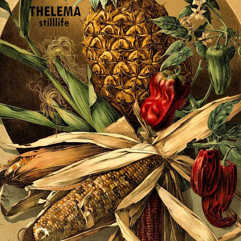 THELEMA - Stilllife (Cine 18) LP black Vinyl