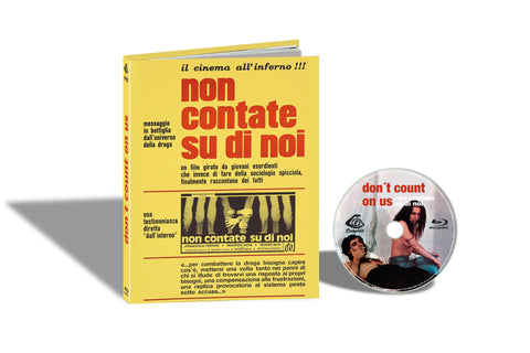 NON CONTATE SU DI NOI - DONT COUNT ON US - Sergio Nuti Italy 1978 Cover B
